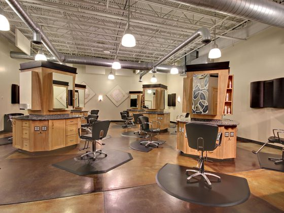 Grandville Hair Salon Salon Spa Design 1