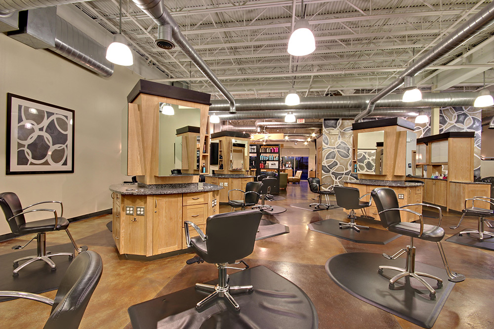 Grandville Hair Salon Salon Spa Design 1
