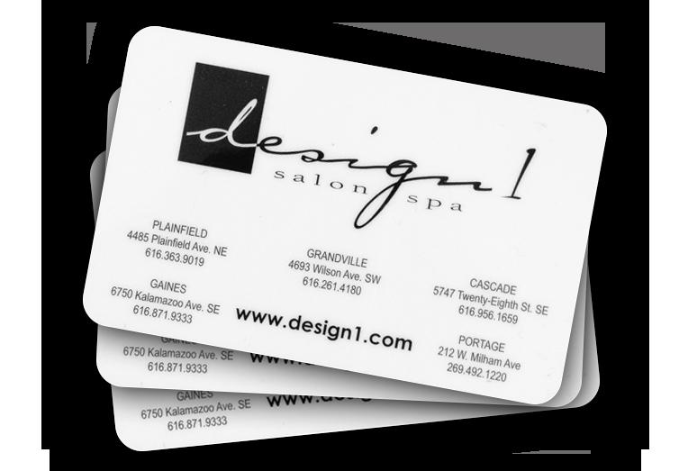 Design1 Gift Card